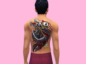 2e8f59c3f Sims 4 Male Tattoos