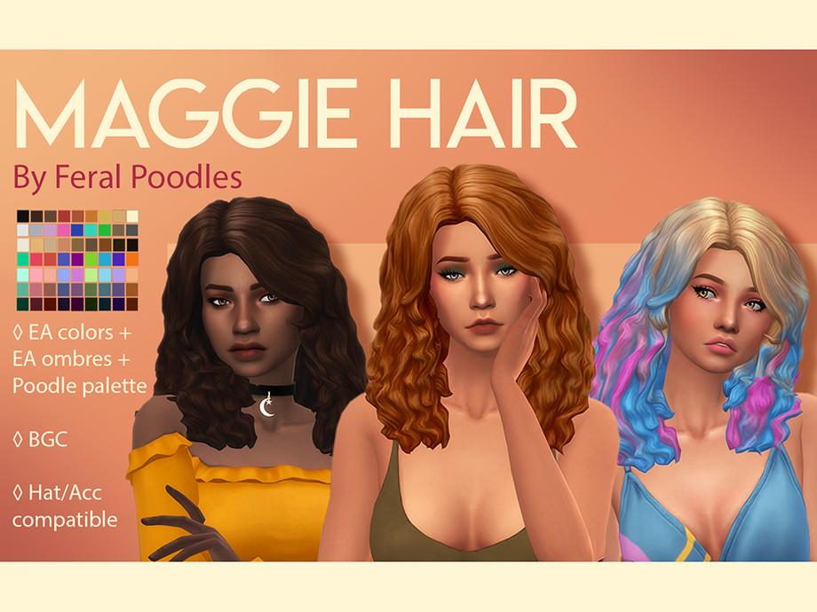 feralpoodles Maggie Hair