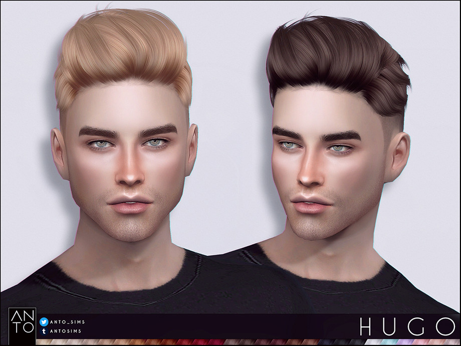 Anto Hugo Hairstyle