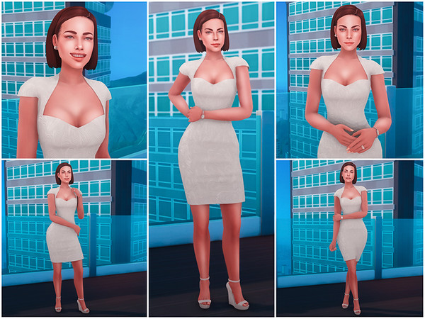 Pose Pack 14- The Sims 4