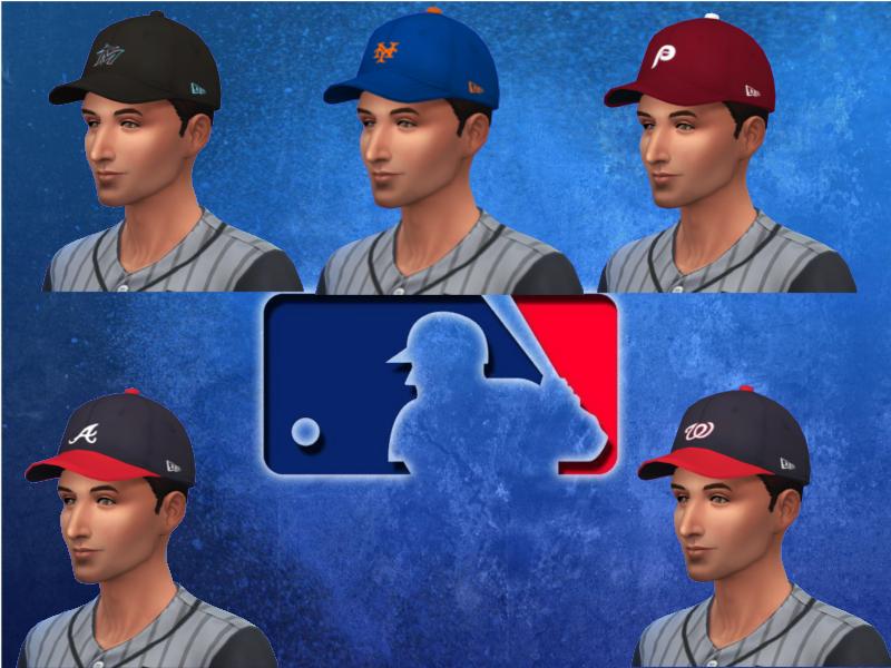 verstellbar NA The Sims Plumbob Unisex-Baseballkappe