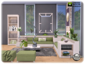 Sims 4 Living Room Sets