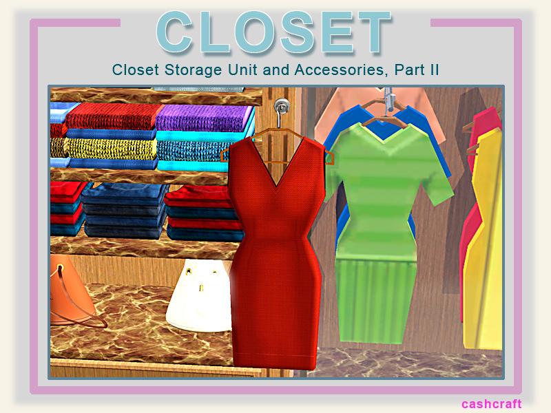 Cashcraft S Modern Closet Dress Hanging
