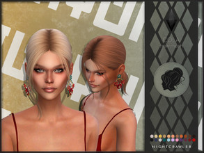 Nightcrawler Simss Sims 4 Hair
