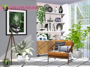 Sims 4 Decorative Sets