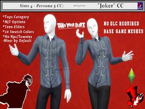 Sims 4 Downloads - 'joker'