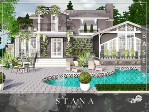 Sims 3 — Stana by Pralinesims — Base game NO EP's and SP's