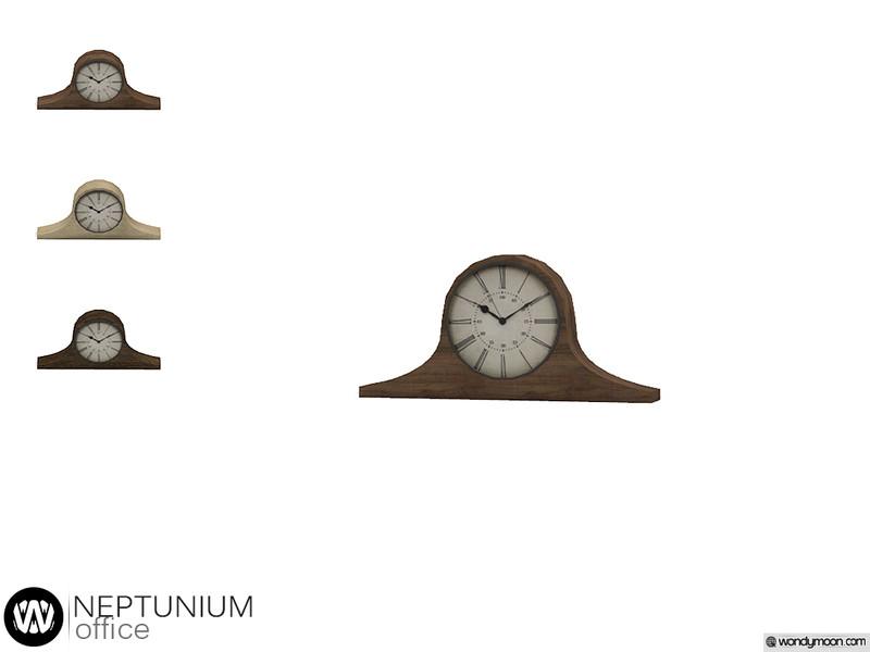 wondymoon's Neptunium Clock