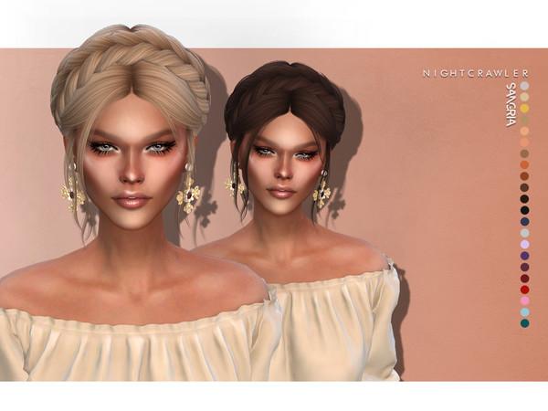 TSR - Nightcrawler Sims