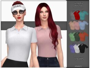 Sims 4 Female Clothing
