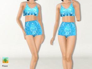 Sims 3 — Fun In The Sun by pizazz — Have some fun in the sun, great for beach parties or just catching a tan. Please Do