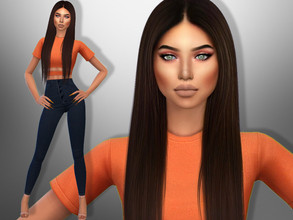 Sims 4 — Tara Kemp by divaka45 — Look at the creator`s notes for the custom content which I have used. DOWNLOAD