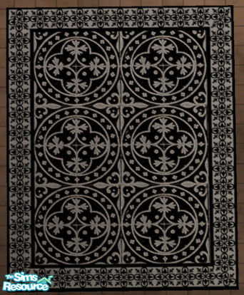 Simaddict99 S Storybook Recolors Gothic Rug