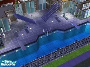 Sims 2 — Modern Class by hesmylobster2 — Beautifully Decorated Modern Home for all your Sims lavish needs. 2 full