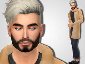 Sims 4 — Zac Efron by MSQSIMS — * Download all CC's listed below to have the sim like in the pictures. * Don't claim as