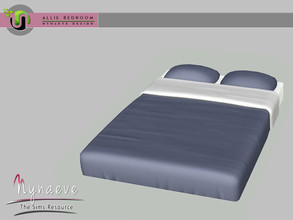 Sims 3 — Allie Bedroom - Bedding by NynaeveDesign — Allie Bedroom - Bedding Located in: Comfort - Beds Price: 1057 Tiles: