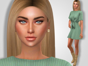Sims 4 — Elyse Alonso by MSQSIMS — * Download all CC's listed below to have the sim like in the pictures. * Don't claim