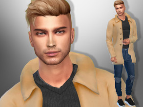 Sims 4 — Arian Simon by divaka45 — Look at the creator`s notes for the custom content which I have used. DOWNLOAD