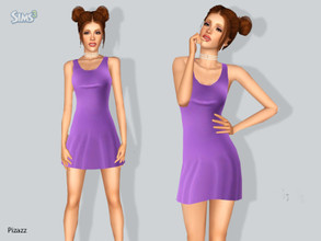 Sims 3 — Club Dress V-25 by pizazz — Great dress for many events! set for formal, career, party, everyday. Hope you