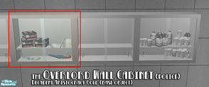 Overlord Wall Cabinet (gun) -.  sc 1 st  The Sims Resource : 2 gun cabinet - Cheerinfomania.Com