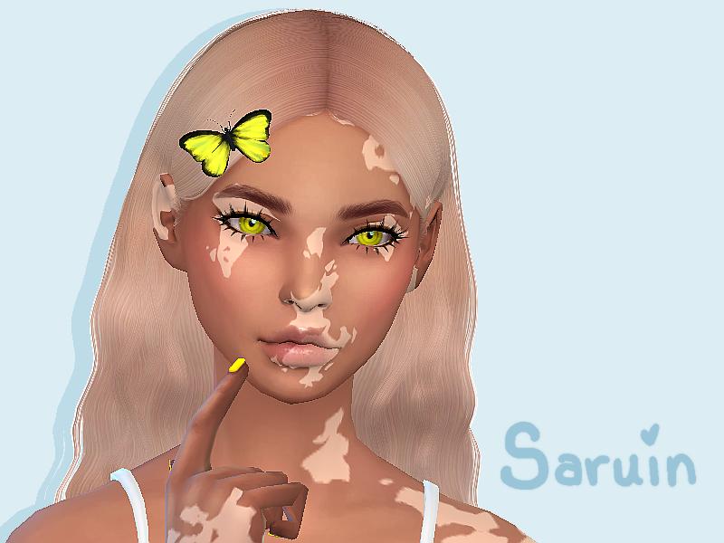 Saruin S Skin Detail Vitiligo Set