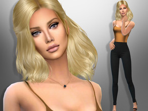 Sims 4 — Jewel Parson by divaka45 — Look at the creator`s notes for the custom content which I have used. DOWNLOAD