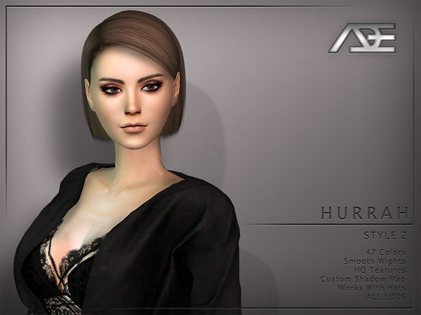 Sims 4 frisuren free