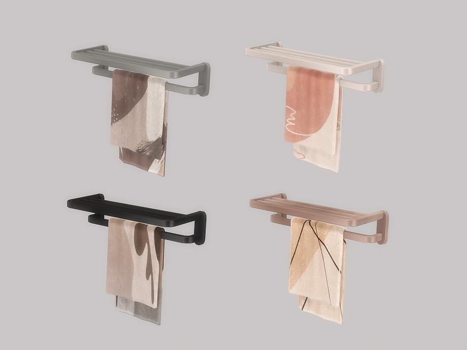 bathroom angi decor towel rack holder