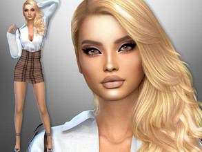 Sims 4 — Hazel Medina by divaka45 — Look at the creator`s notes for the custom content which I have used. DOWNLOAD