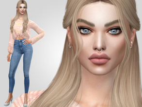 Sims 4 — Eva Swift by MSQSIMS — Name : Eva Swift Age : Young Adult Aspiration: Fabulously Wealthy Traits: