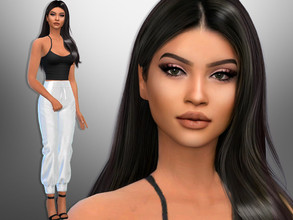 Sims 4 — Alexis Vera by divaka45 — Look at the creator`s notes for the custom content which I have used. DOWNLOAD
