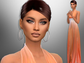 Sims 4 — Pavlina Dailey by divaka45 — Look at the creator`s notes for the custom content which I have used. DOWNLOAD