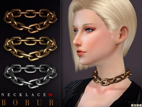 collier homme sims 4