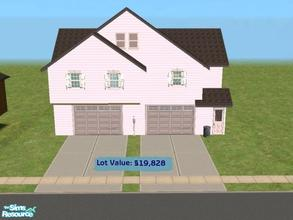 Sims 2 — House 14 by Vanilla_Love — Enjoy another house by me!