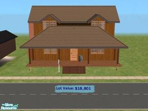 Sims 2 — House 13 by Vanilla_Love — Enjoy another house by me!