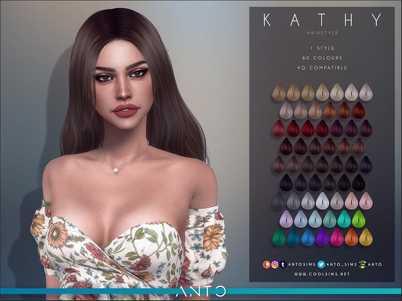 Anto - Kathy (Hairstyle)