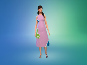 Sims 4 — Eden Dress - Dine Out needed by yesimaweirdo — This dress has 10 swatches! This matches with all my other Eden