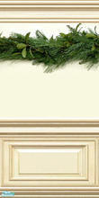 Sims 2 — jsf2DecktheHallsPLP by jsf — Mixed evergreens forming a garland decoration for your Sims holiday homes. Find in