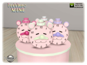 Sims 4 — Noonie toddlers bedroom toy1 just deco by jomsims — Noonie toddlers bedroom toy1 just deco