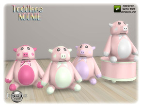 Sims 4 — Noonie toddlers bedroom toy3 just deco by jomsims — Noonie toddlers bedroom toy3 just deco