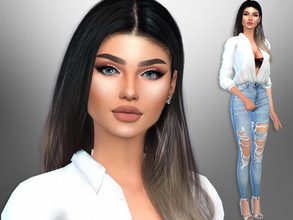 Sims 4 — Sienna Mesa by divaka45 — Click on the Creator Notes tab (next to description) to see the full list of CC!!!