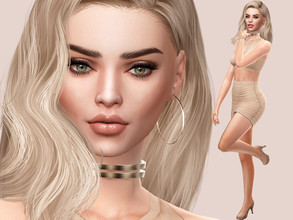 Sims 4 — Maja Cruise by MSQSIMS — Name : Maja Cruise Age : Young Adult Aspiration: Successful Lineage Traits: