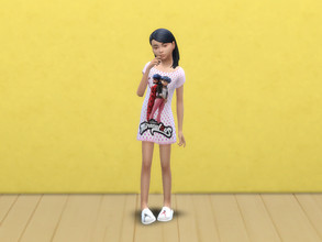 Sims 4 — Miraculous pyjama by Arisha_214 — Miraculous pyjama for your little ones :)