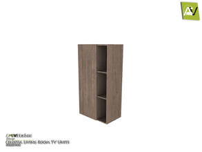 Sims 3 — Celestia Wall Cabinet With Shelf by ArtVitalex — - Celestia Wall Cabinet With Shelf - ArtVitalex@TSR, Sep 2020
