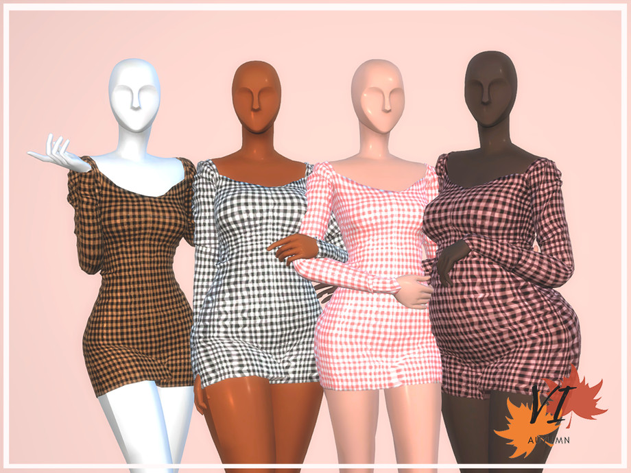 CROPPED I TD VI top by Viy Sims at TSR » Sims 4 Updates