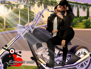 Sims 4 — By Beto - Romantic walk (Pose Pack) by Beto_ae0 — Romantic poses for a walk, I hope you like them To use the