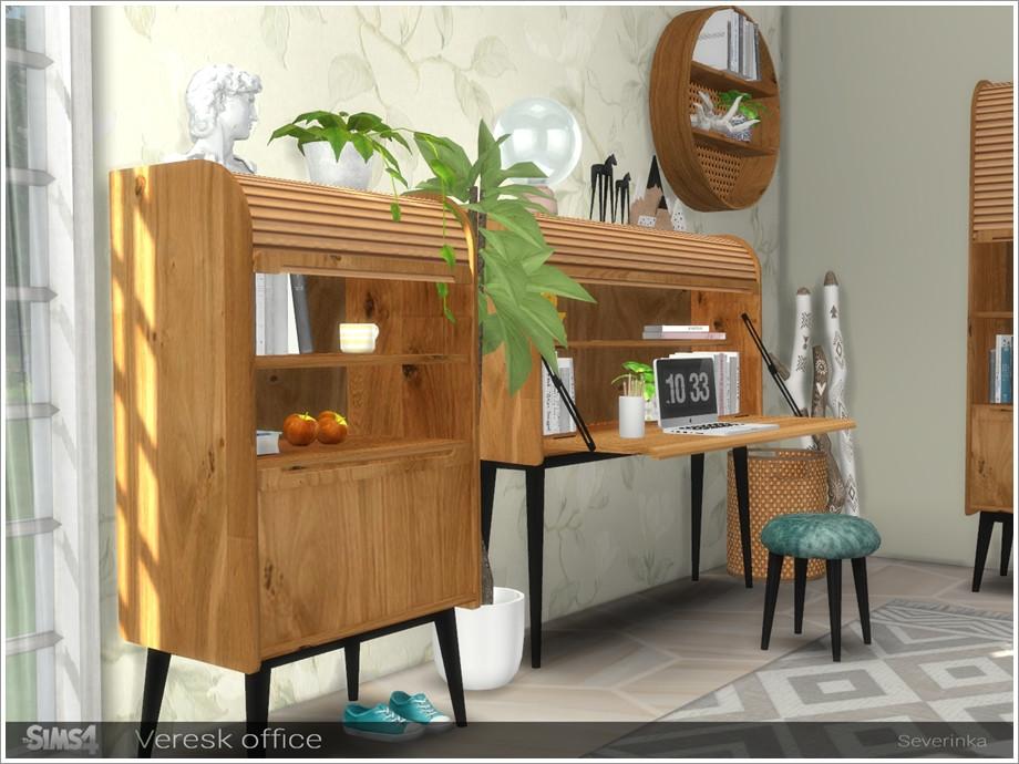 мебель симс4