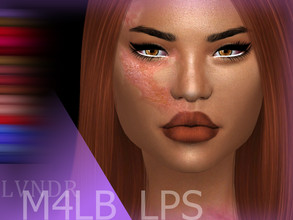 Sims 4 — MLB_LPS by LVNDRCC — Custom thumbnail Teen to elder 17 color options Hq mod friendly The screenshot was taken