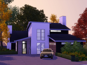 Sims 3 — Timber River by Gamergurl101 — Timber River Beautiful modern home 3 bedroom 2 bathroom 30 x 30 lot CC is used