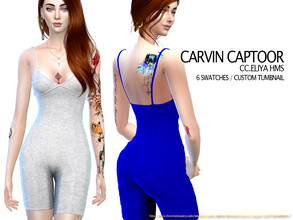 Sims 4 — CC.Eliya HMS by carvin_captoor — Created for sims4 Original Mesh All Lod 8 Swatches Don't Recolor And Claim you